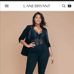 Other - Lane Bryant lingerie body suit